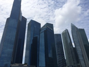 Singapore-Financial-Buildings